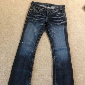 Big Star Liv Boot Cut Jeans